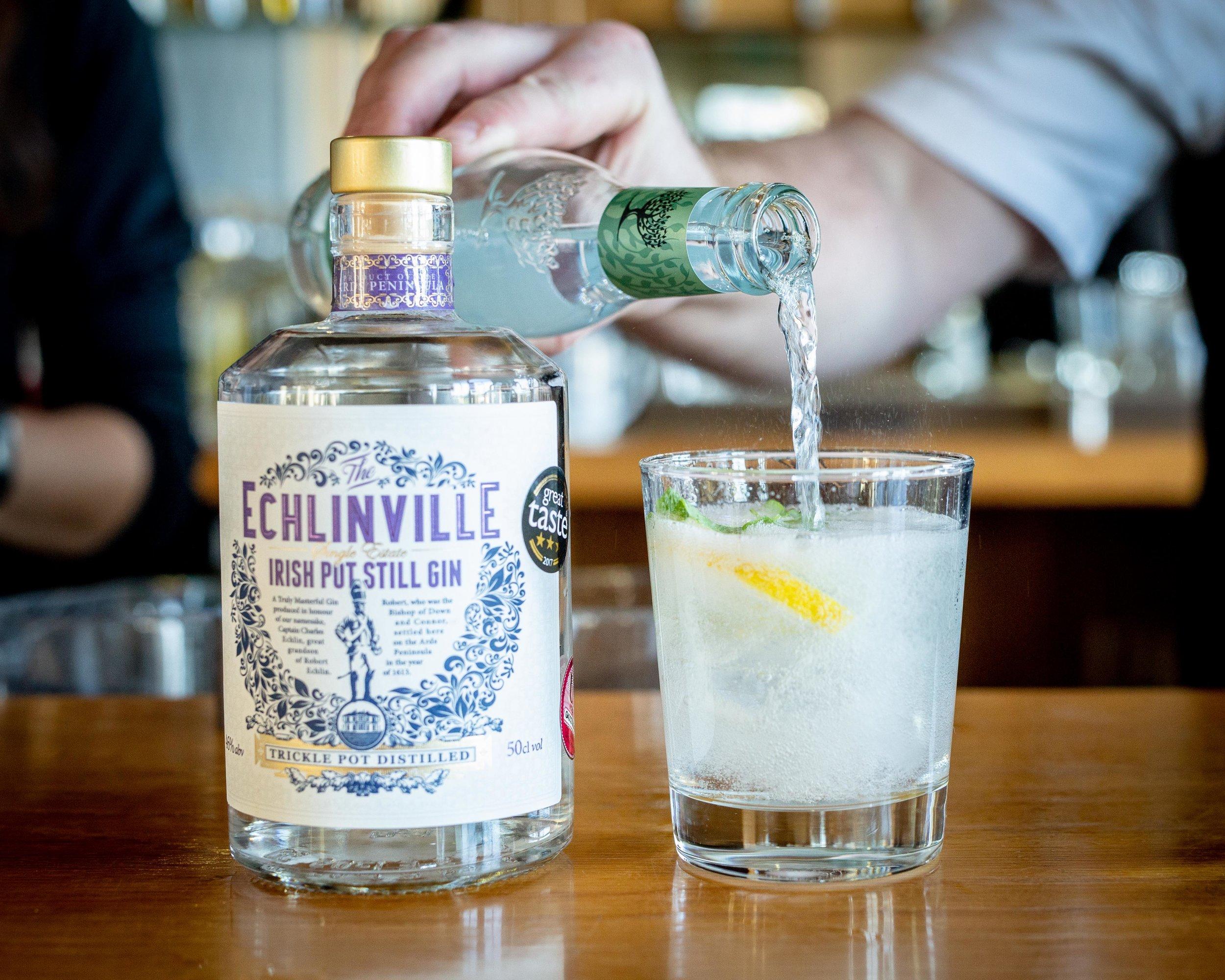 Echlinville distillery, Kircubbin