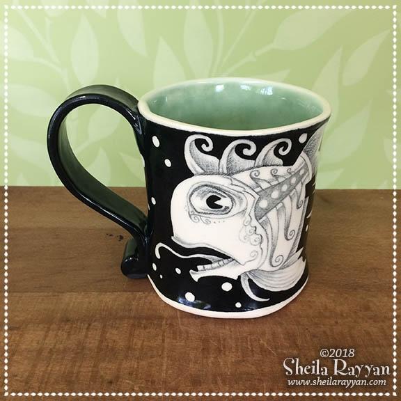 Fantasy Fish Mug
