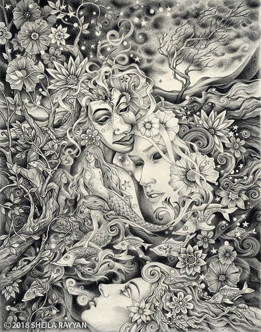 The Mermaid's Masque