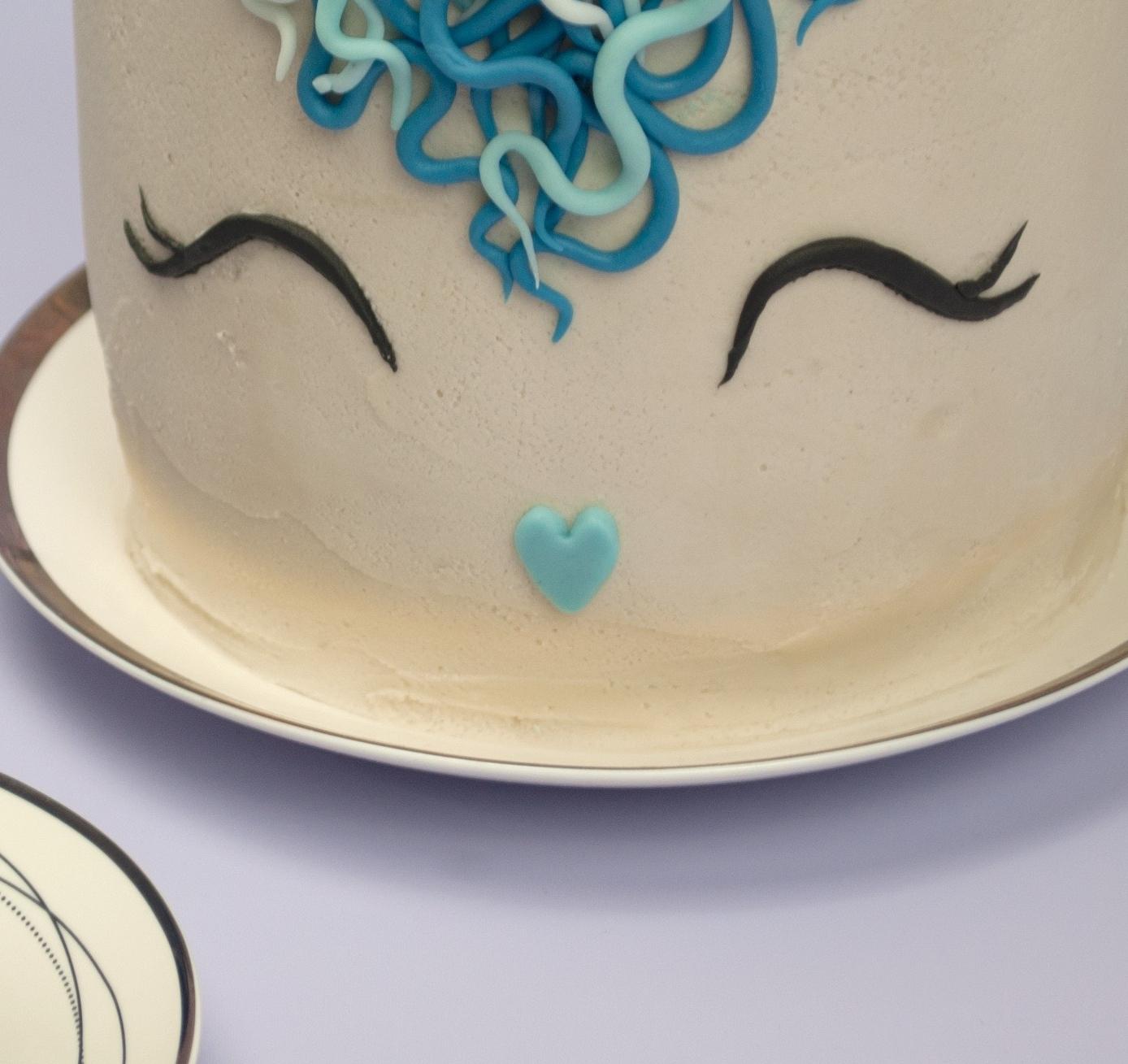 unicorn cake tutorial