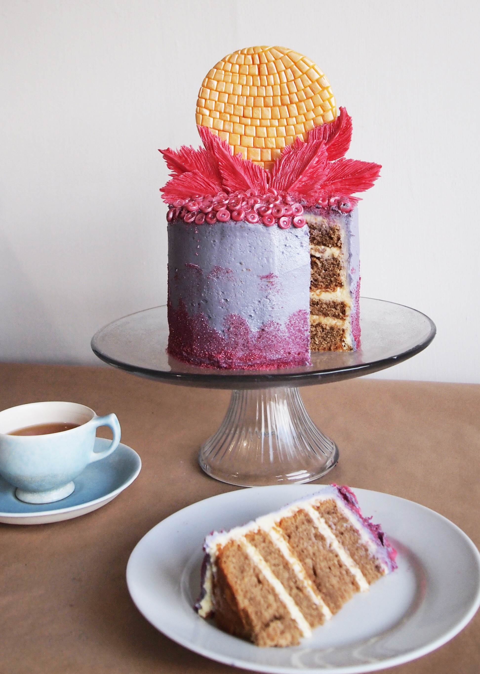 How To Make A Fabulous Strictly Come Dancing Cake Darling