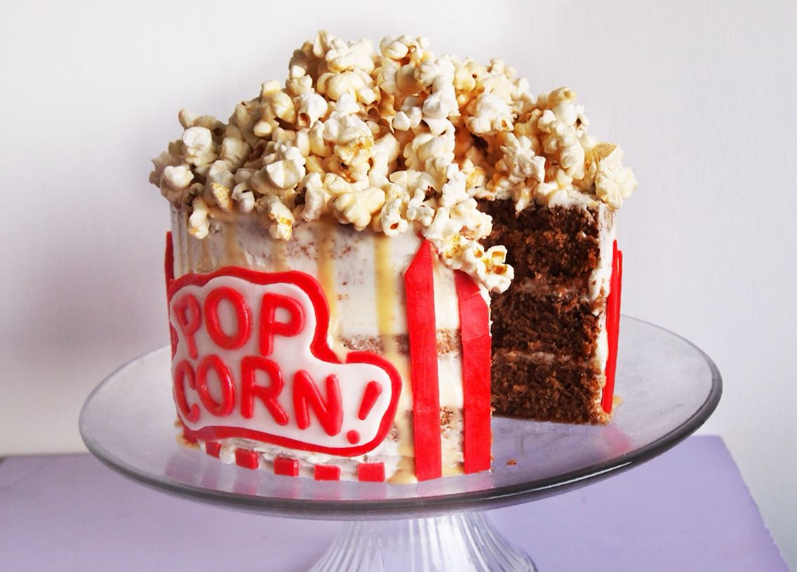 RenderedContent-289F8666-C1C3-4D40-BAEB-87F9D09C4E8F.JPGHow To Make The Most Wonderful Winter Spiced Popcorn Cake