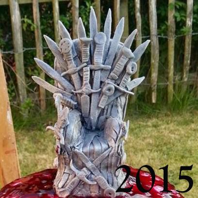 2015 throne