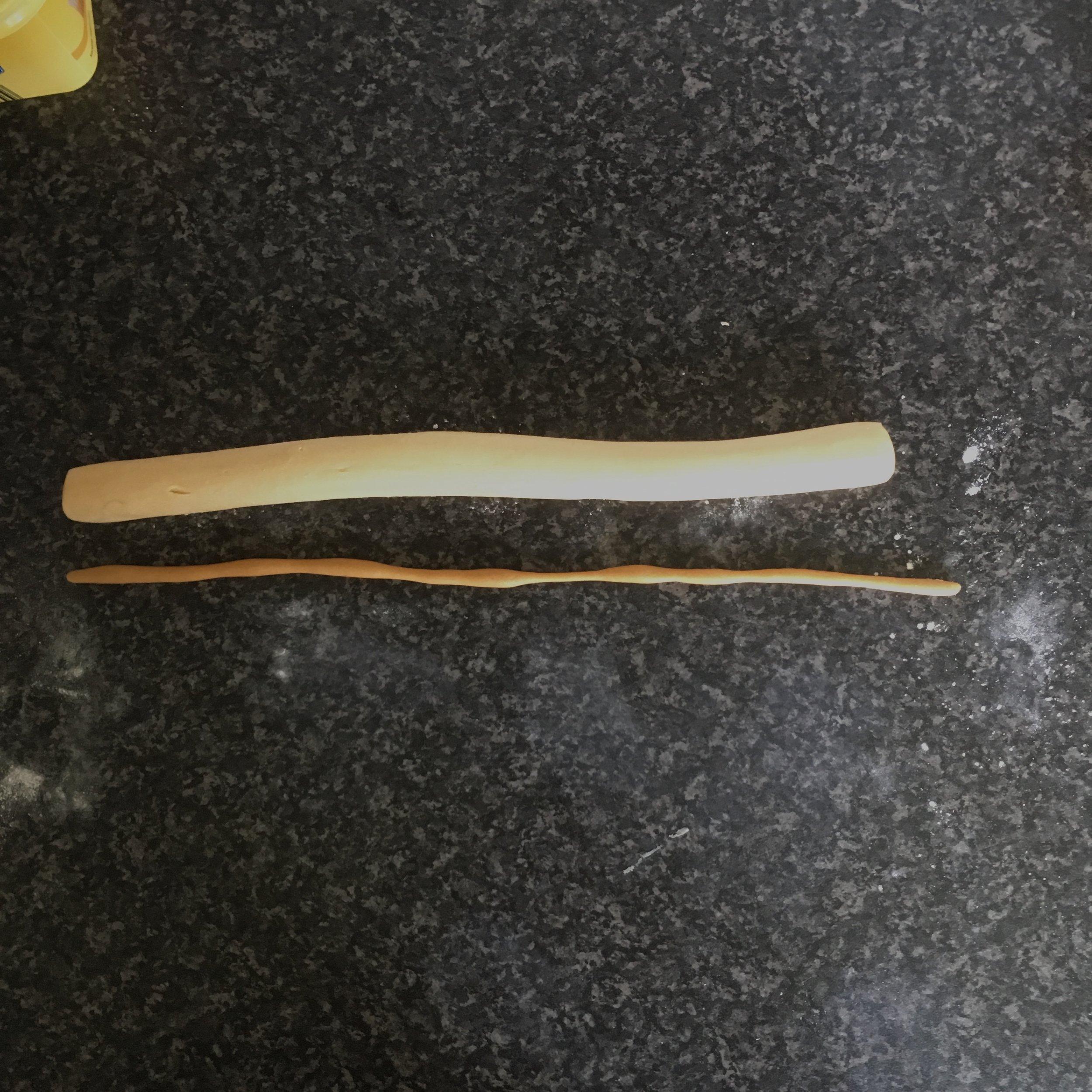 wood effect fondant tutorial