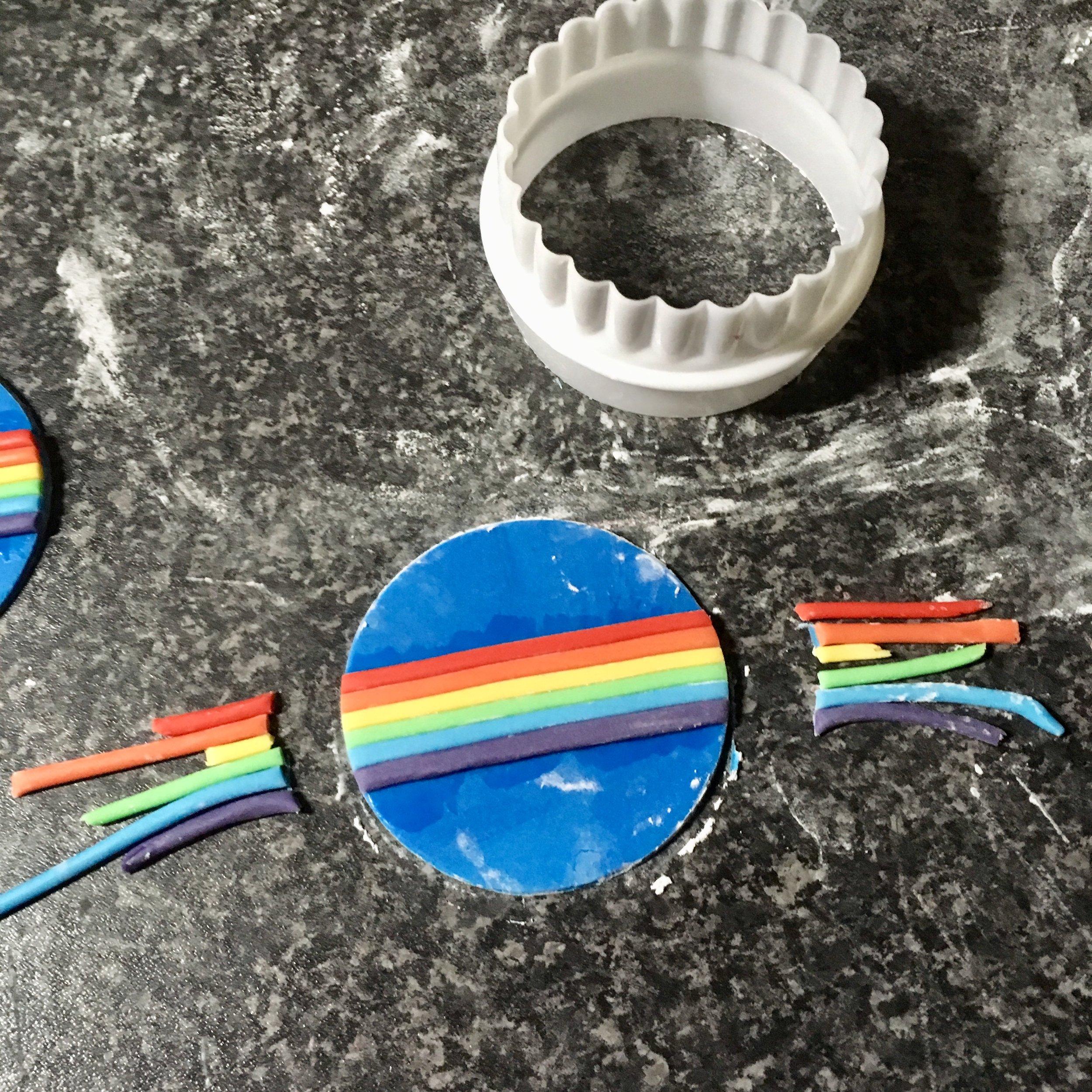 DIY Dr Who Jodie Whittaker Cookies
