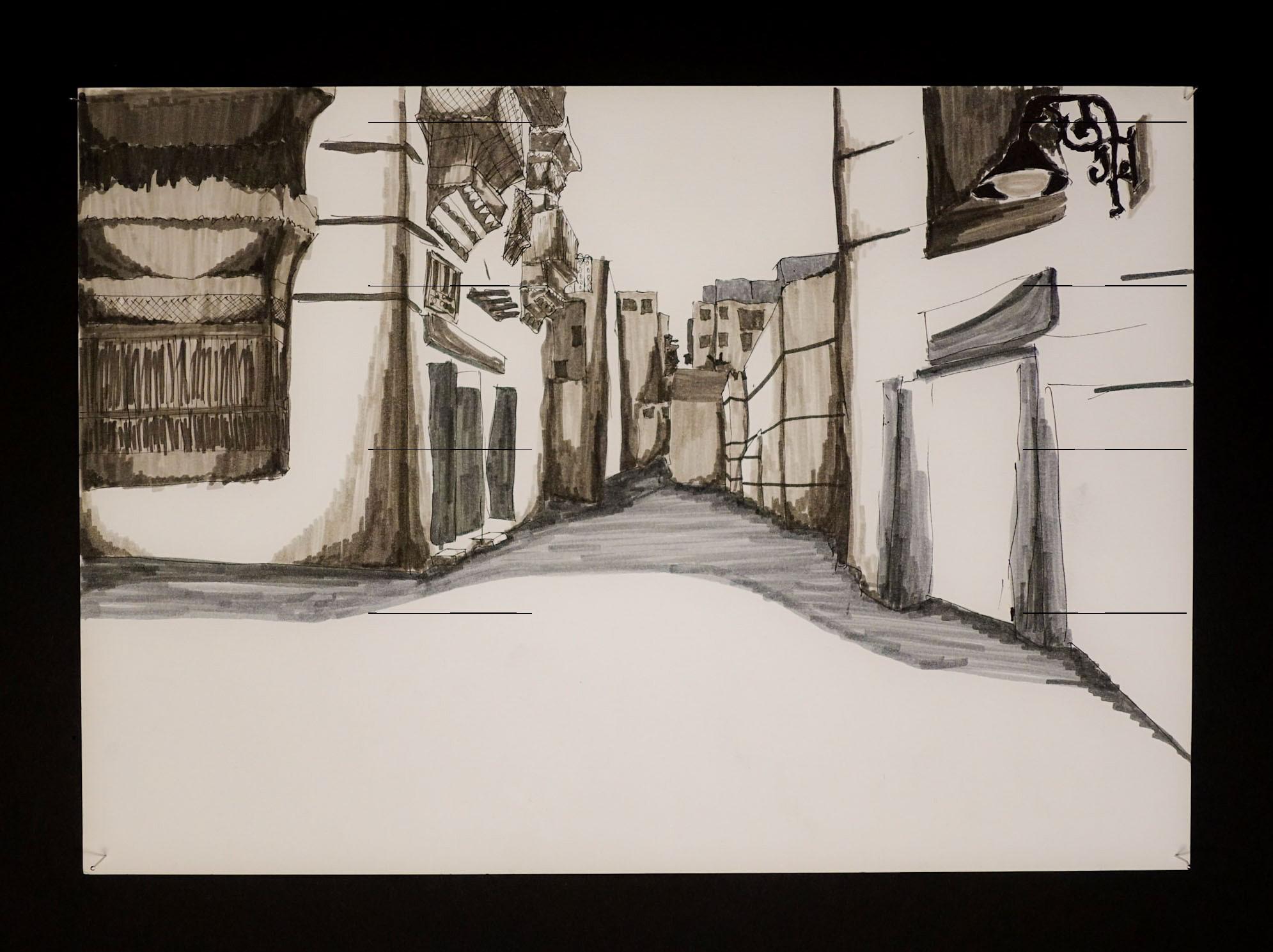 Albalad Alley