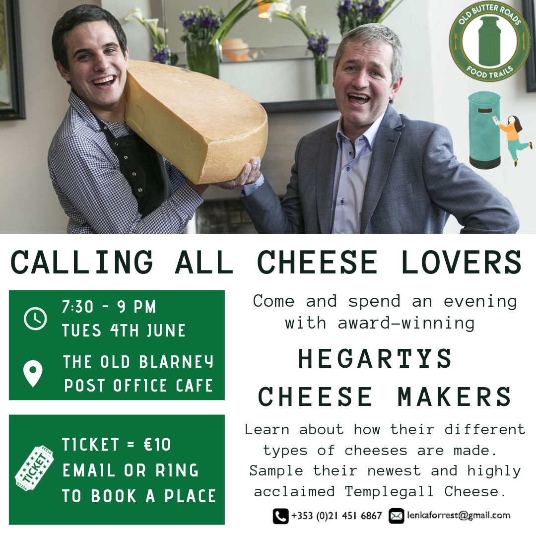 Hegartys Cheese Event.png