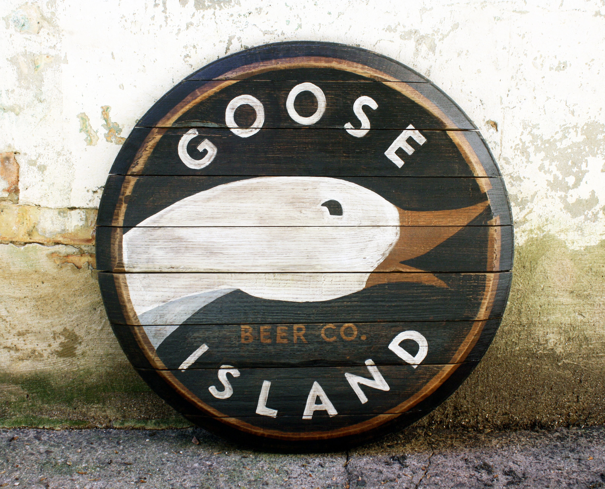 Painted Barrel Top Signs_Goose Island.jpg