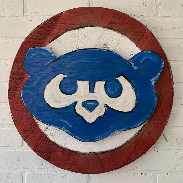 Made for all you Cubs fans #chicagocubs #imstillacardinalsfan
