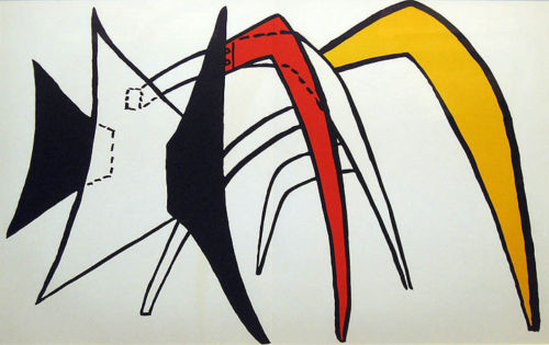 Calder DLM print