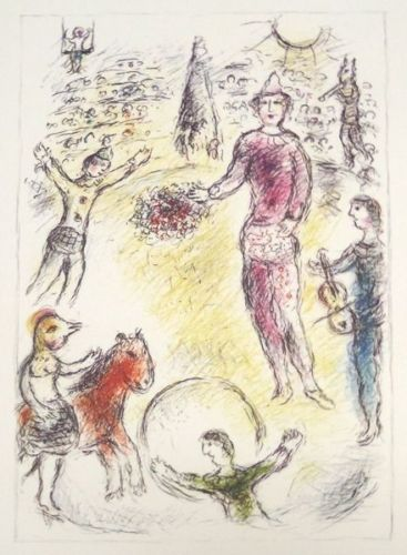 DLM print Chagall