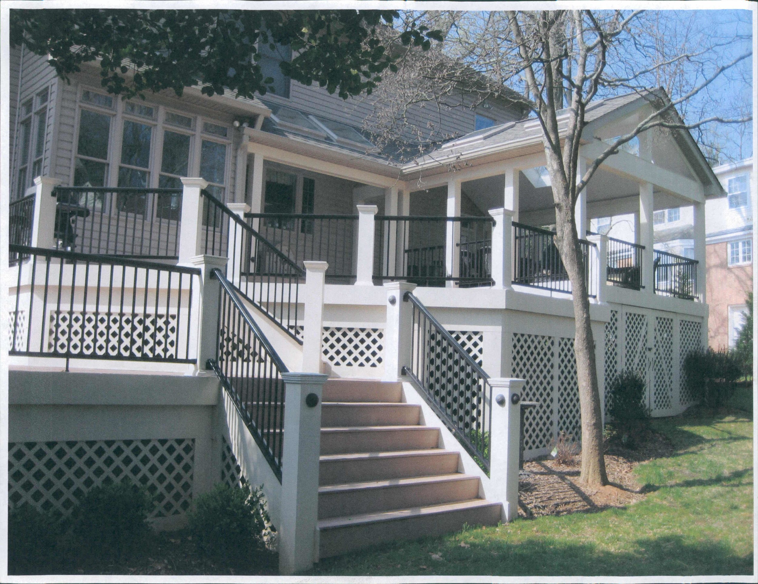 Deck & Screened Porch Addition - ANNANDALE VA