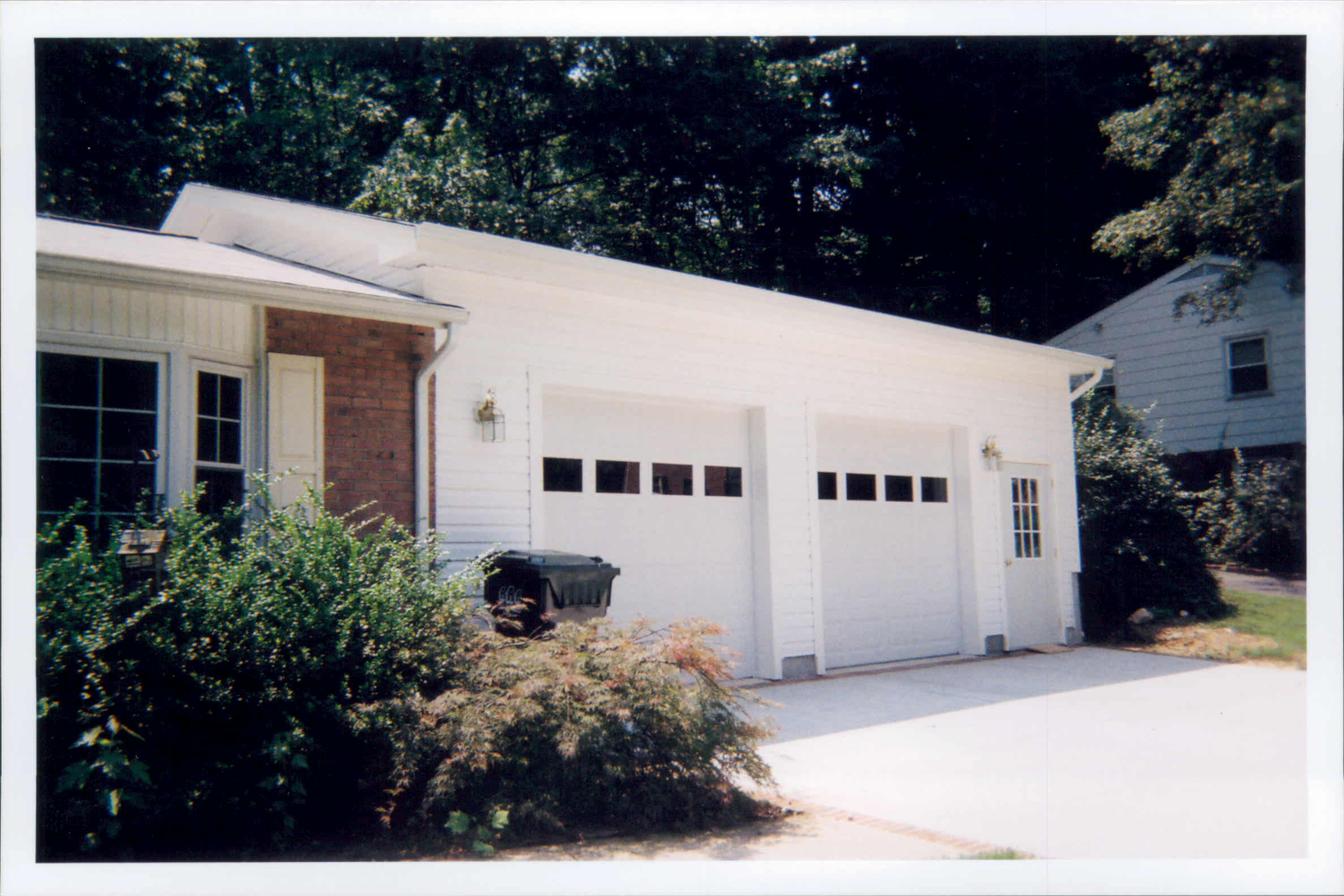 Garage (After) - SPRINGFIELD VA