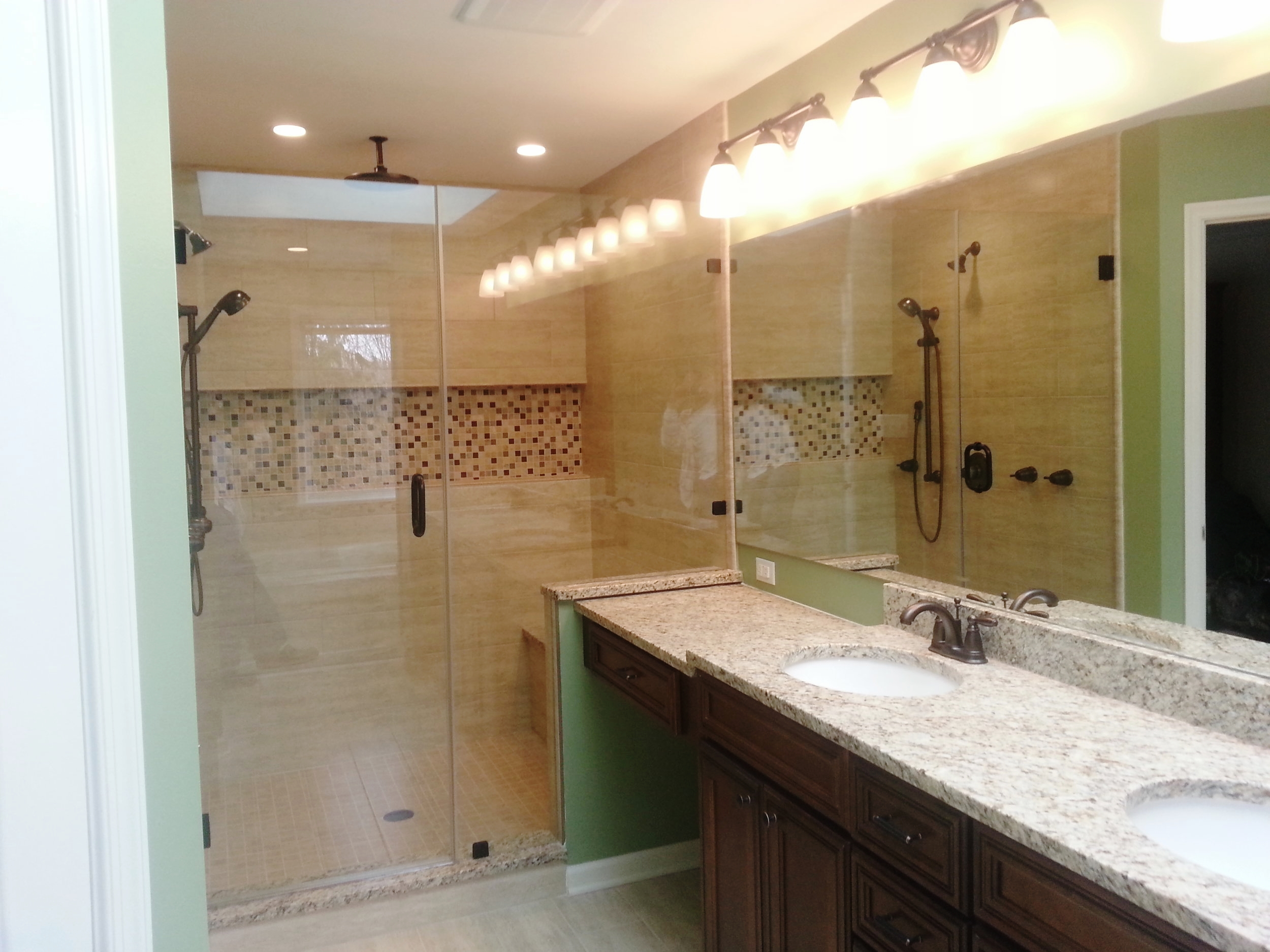 Bathroom Renovation - ASHBURN VA