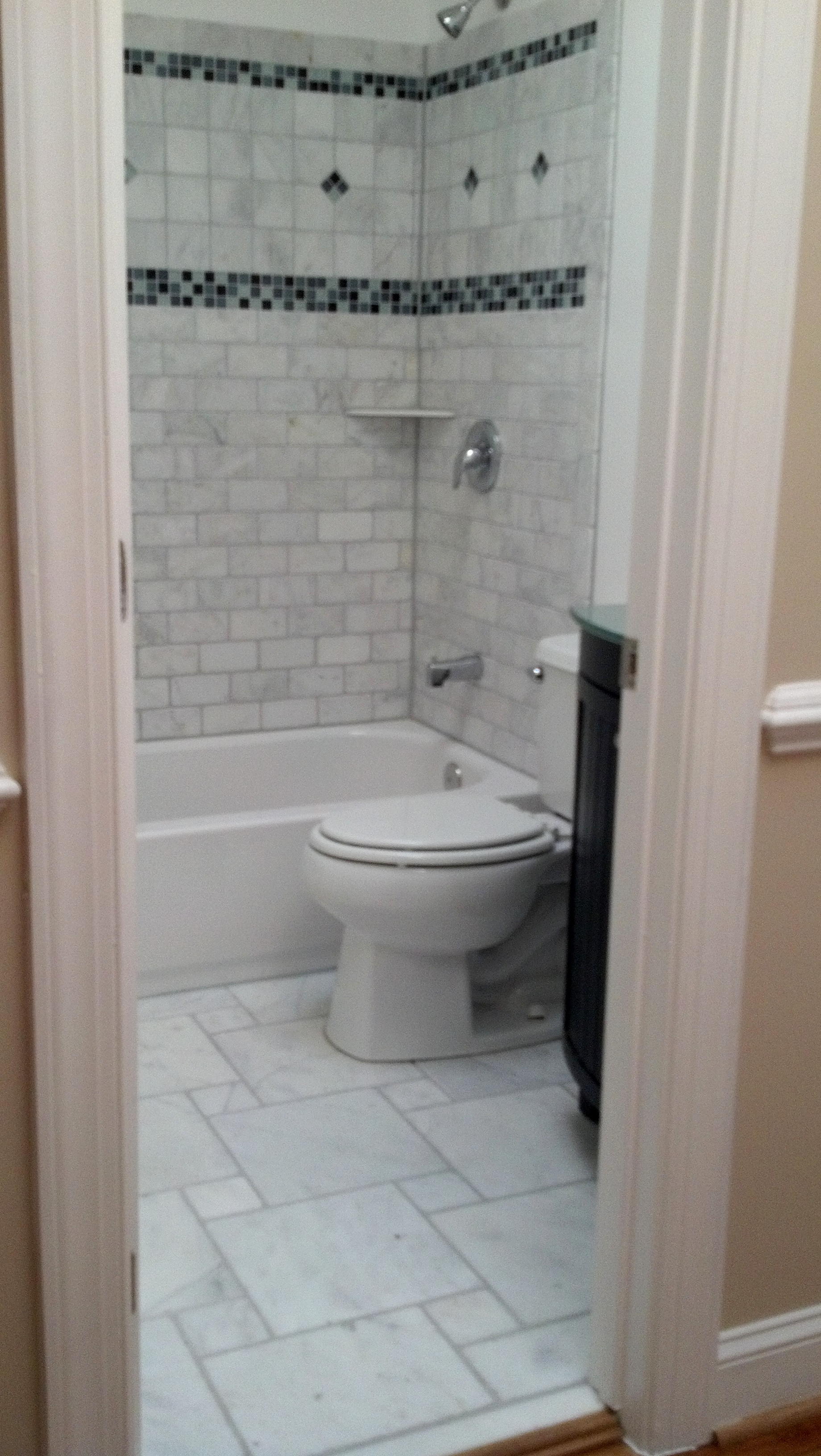 Small Bathroom Renovation - DC