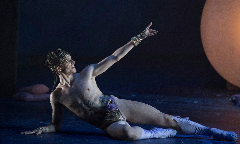 THE UPCOMING  - Sergei Polunin at Sadler's Wells
