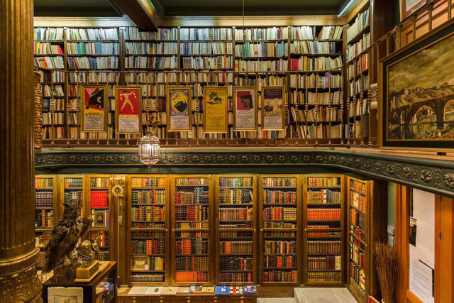 THE LOCAL -  Madrid's 10 best bookshops