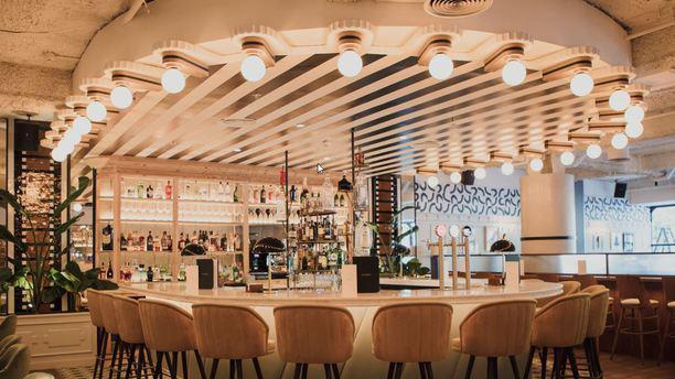 EASYJET TRAVELLER  - Sinsombrero, nuevo restaurante en Madrid