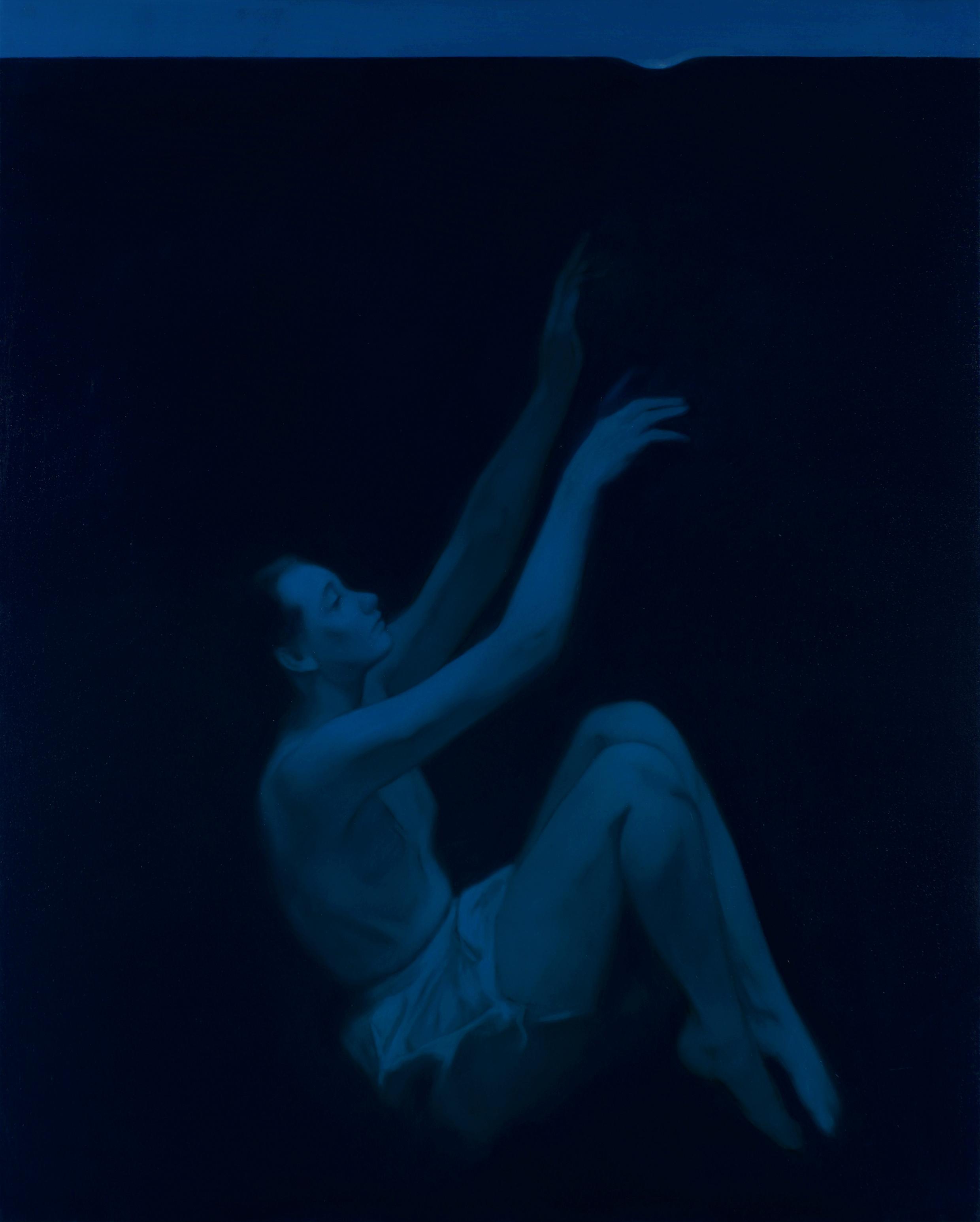 Simone Geraci, Fall, 2018, oil on canvas, cm 100x80-1.jpg