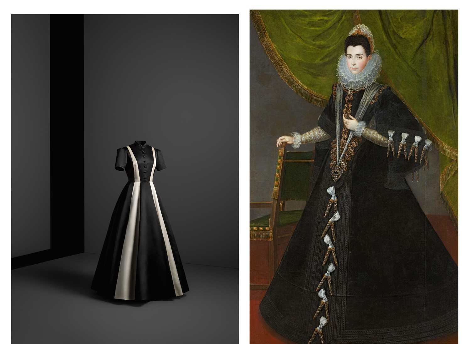 ANOTHER  - Balenciaga and Spanish painting