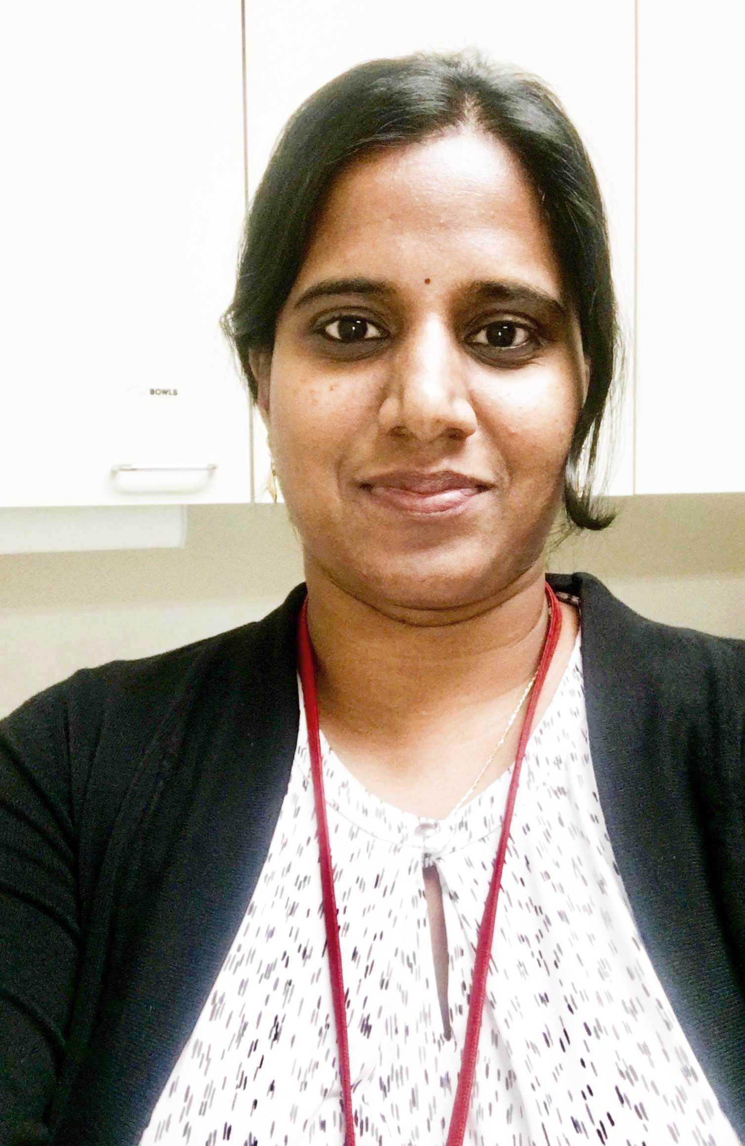 Lakshmi Thayar