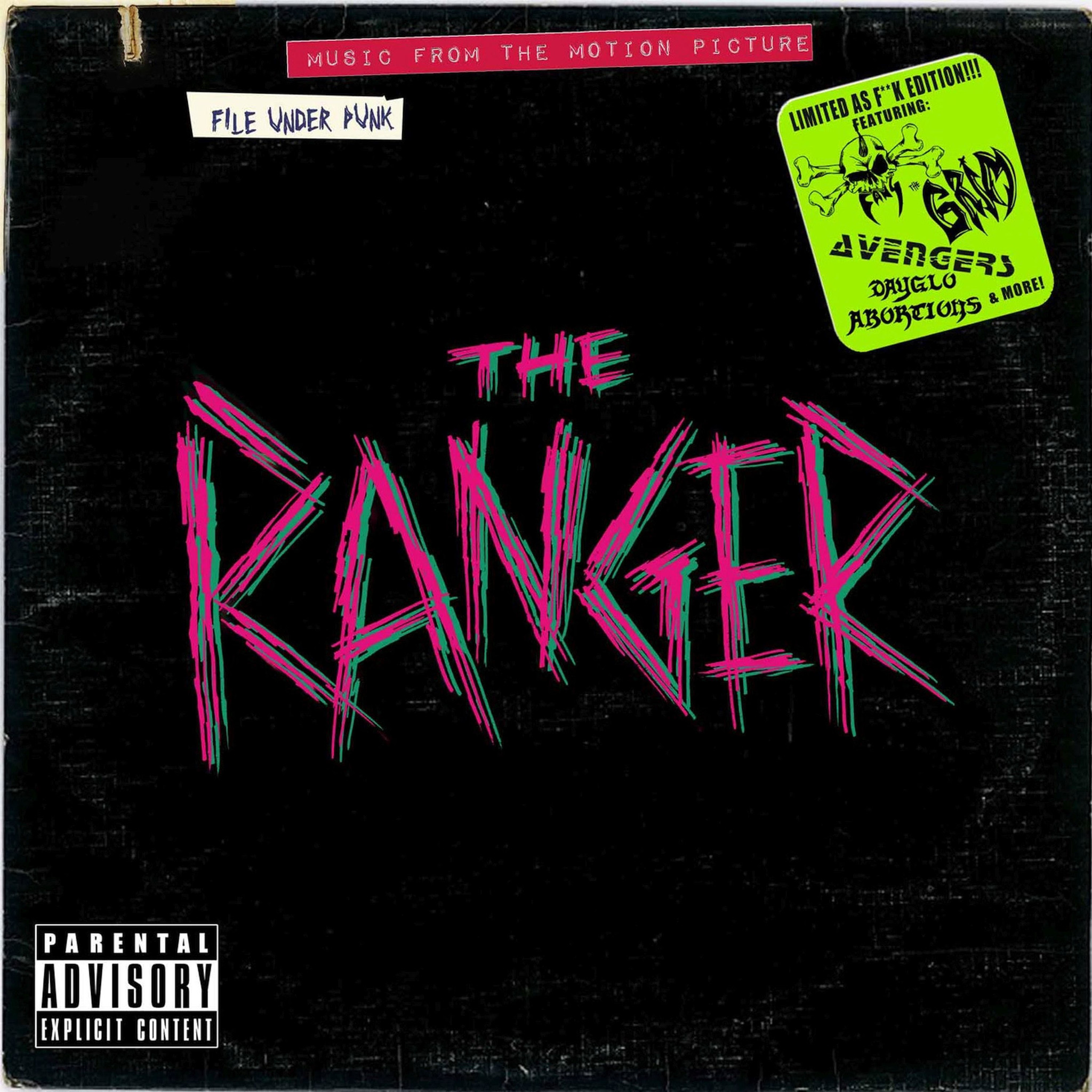 The Ranger official soundtrack