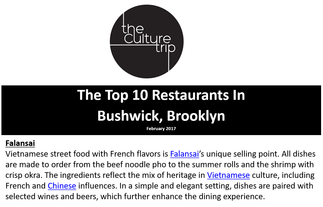 Culture Trip 10 Top Restaurants in Bushwick Brooklyn-Falansai Vietnamese Kitchen.png