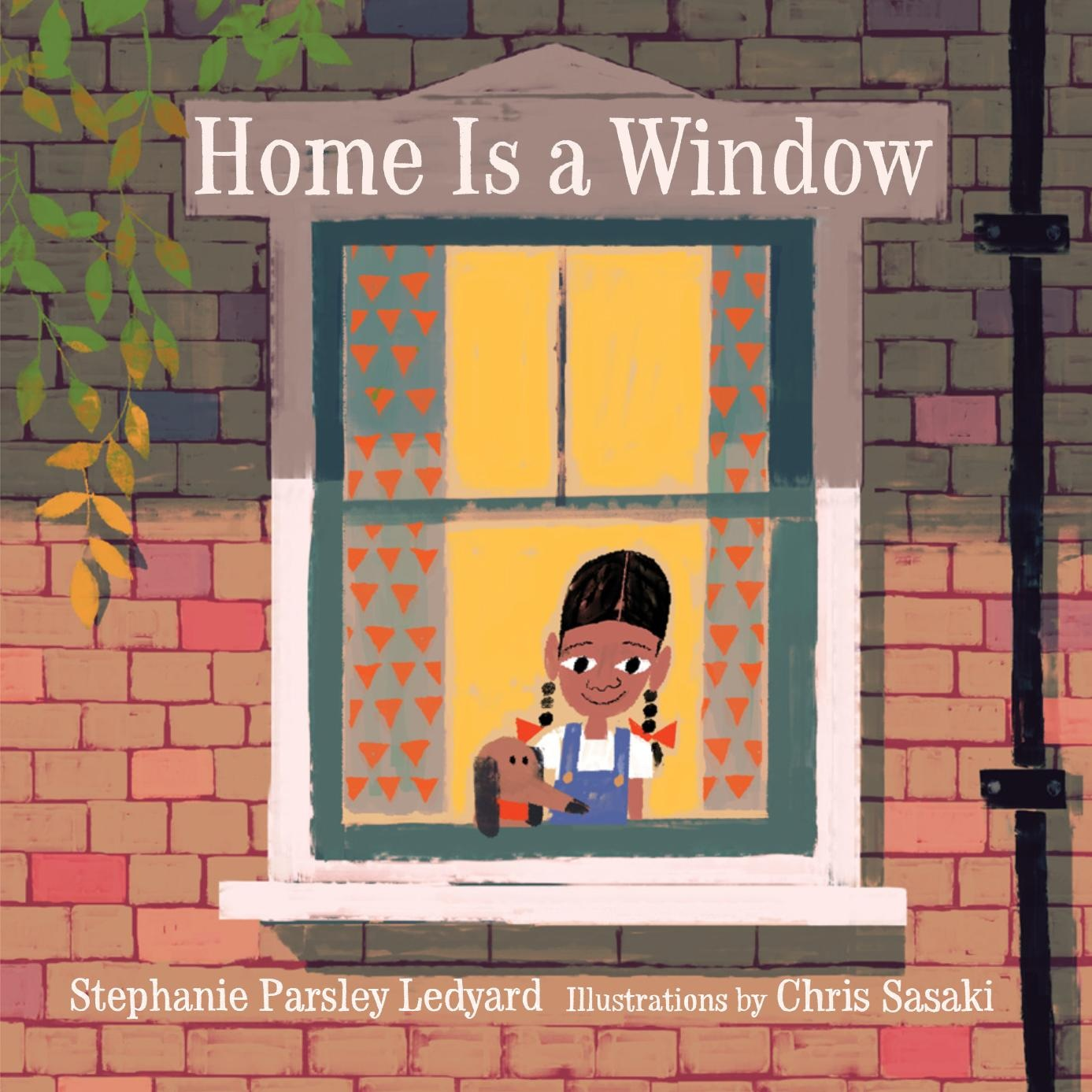 """☆ - """"This heartwarming story about family and moving will show readers the true meaning of home: the people you share it with."""" — School Library Journal, April 2019"""