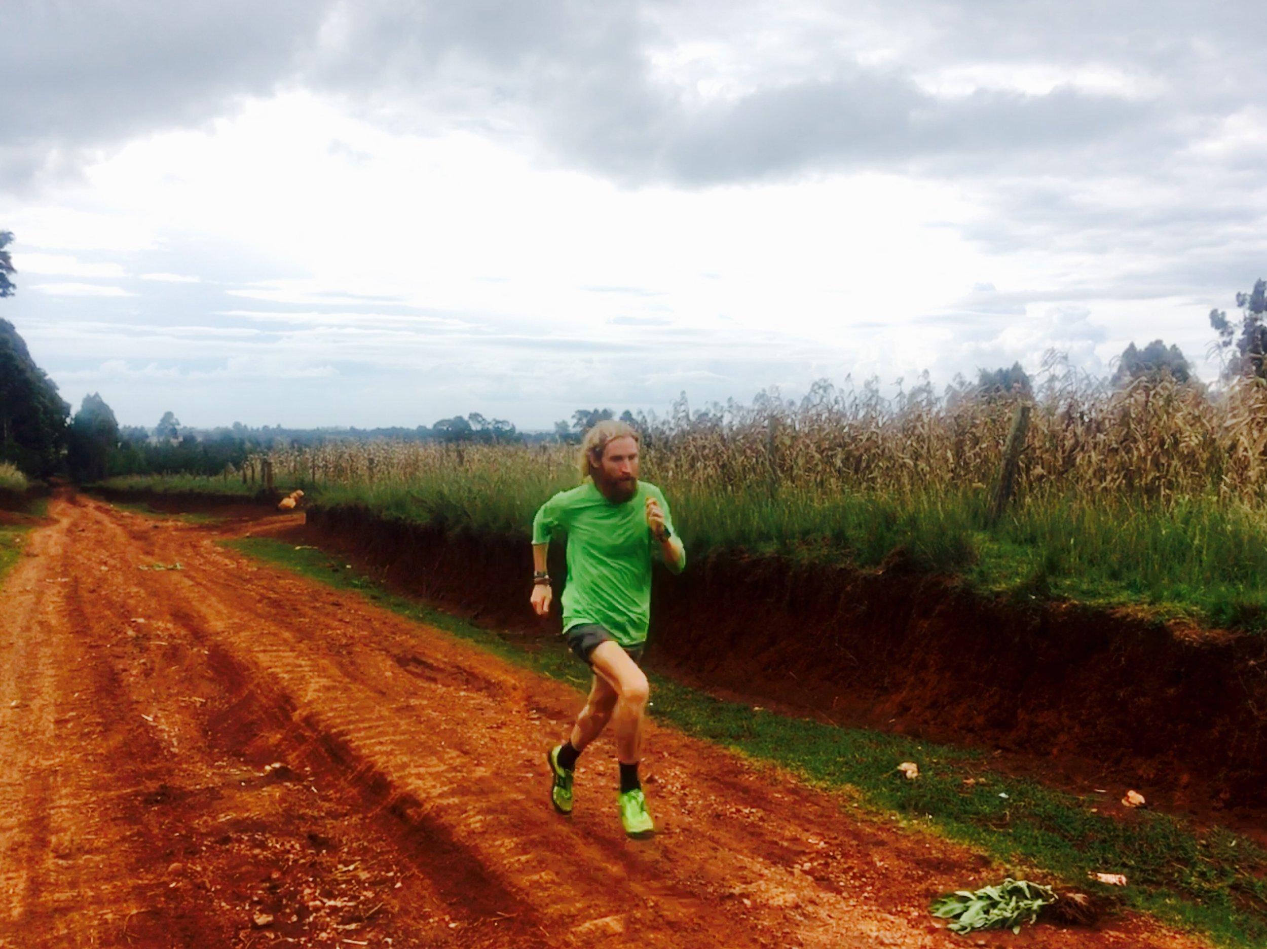 """Mazoezi"" Training in Kenya"