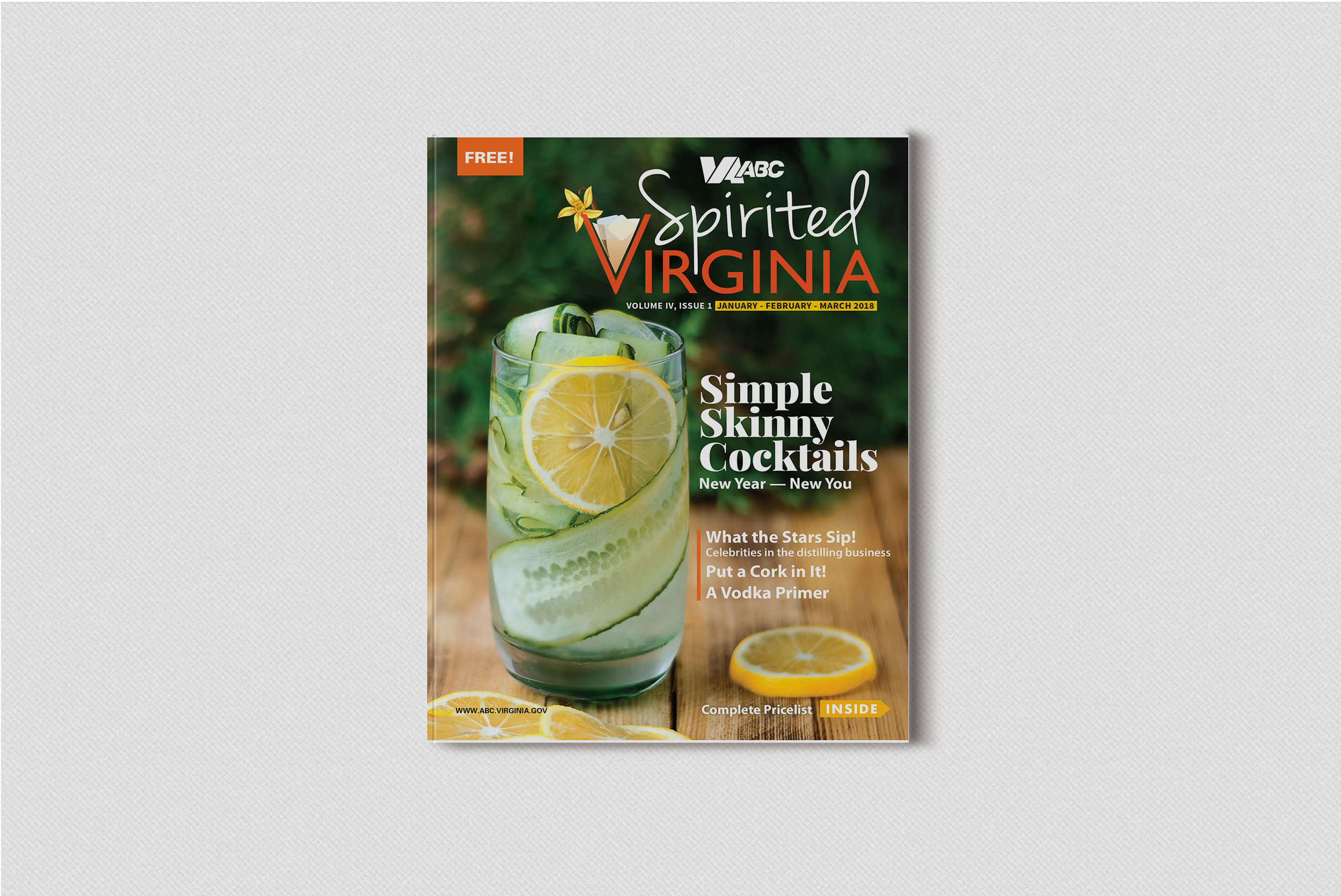 Spirited Virginia -