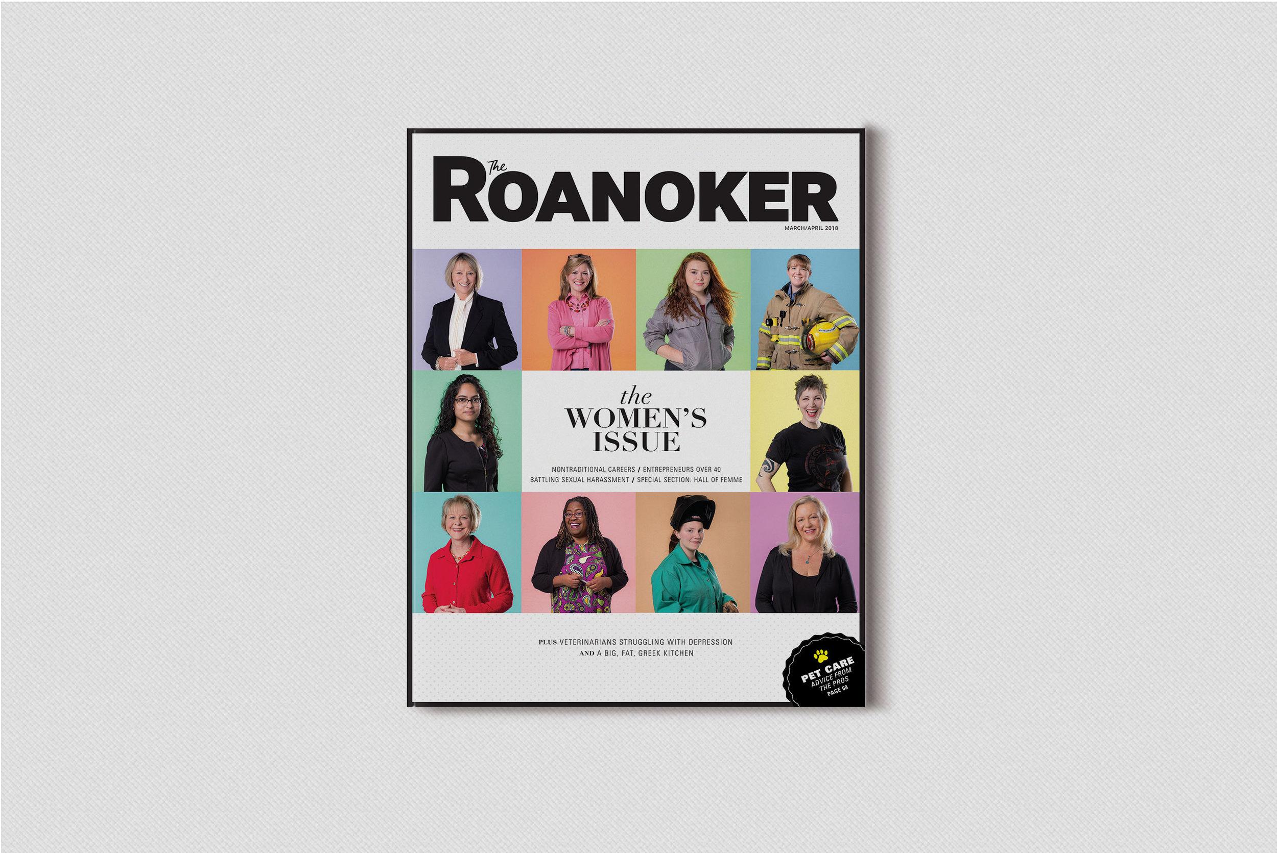 The Roanoker -