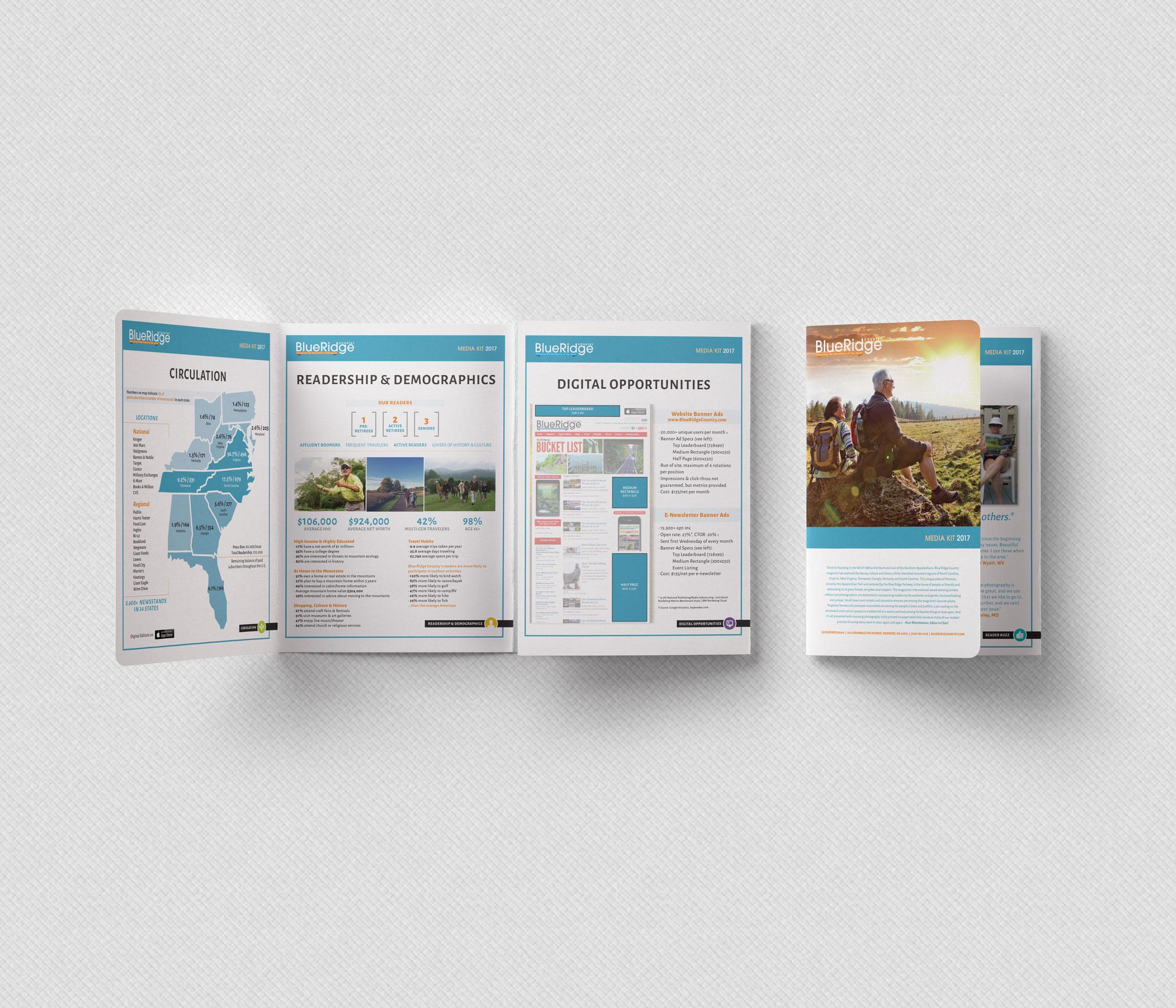Blue Ridge Country Media Kit -