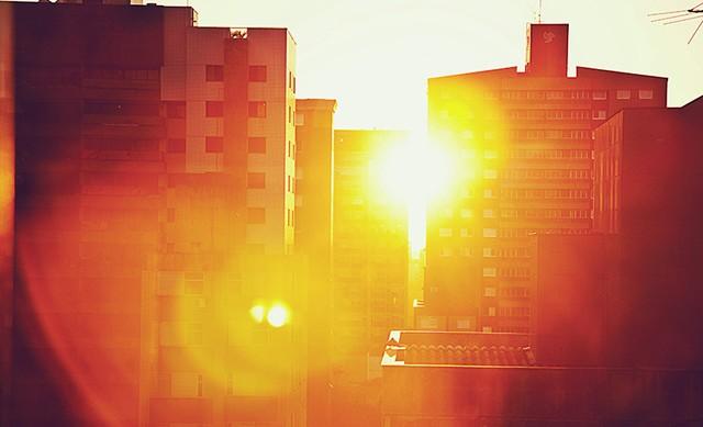 """""""sunshine"""" a short prose poem by fiction author alex clermont writes"""