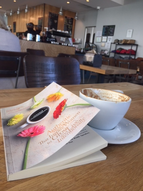 I'm reading your book while sipping on a latte at a coffee shop, and I'm really loving it. Every story is so real and moving and makes me contemplate my own life and choices and my relationship with God. -                                                        - Ji K.