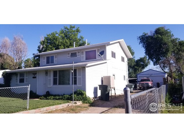 1207 Edmunds St. Brush, CO - 5 Bed, 2 Bath 2010 Sq. FtList Price: $195,000 Sales Price: $192,500Represented: Buyer & Seller