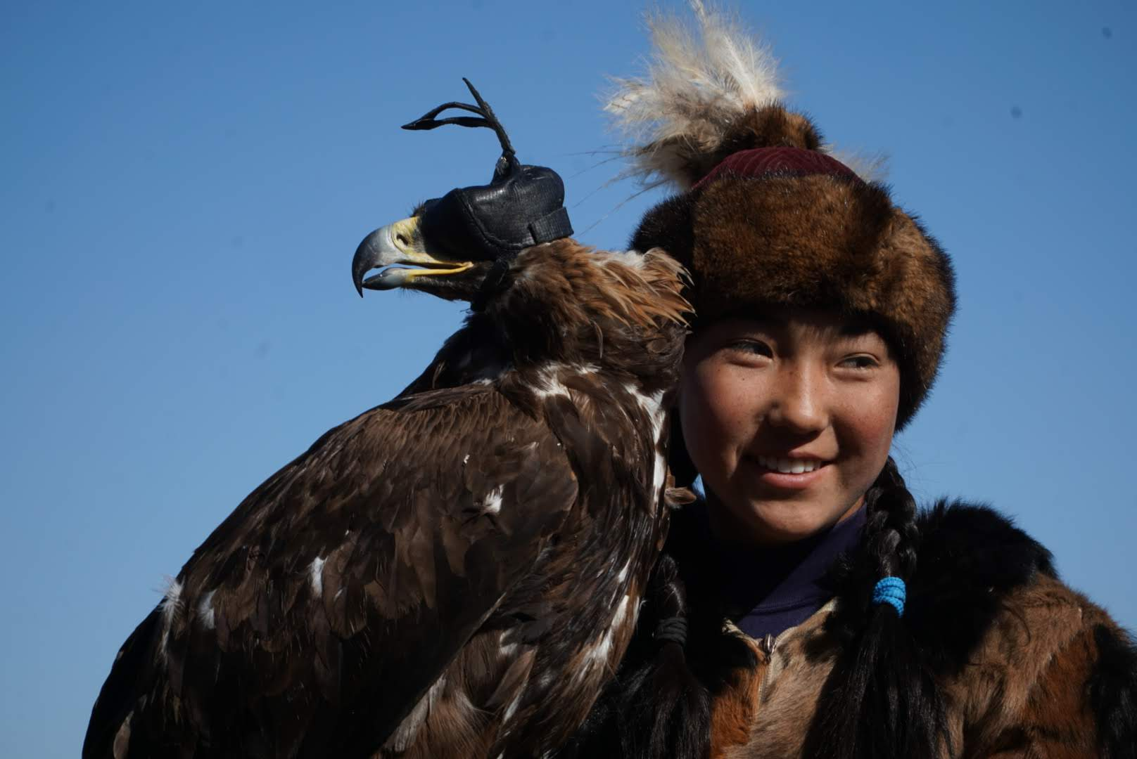 Eagle Huntress, Olgii, Mongolia