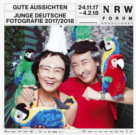 Exhibition  gute aussichten - new german photography NRW-Forum, Düsseldorf 24. November − 4. February