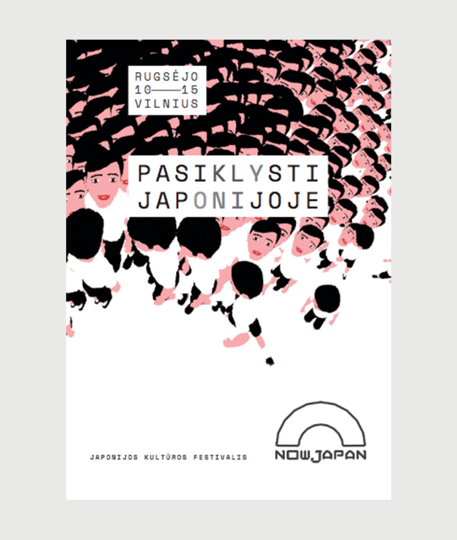 "Culture festival in Vilnius,Lithuania   14. and 15. September Japonijos kultūros festivalis ""nowJapan 2019"""