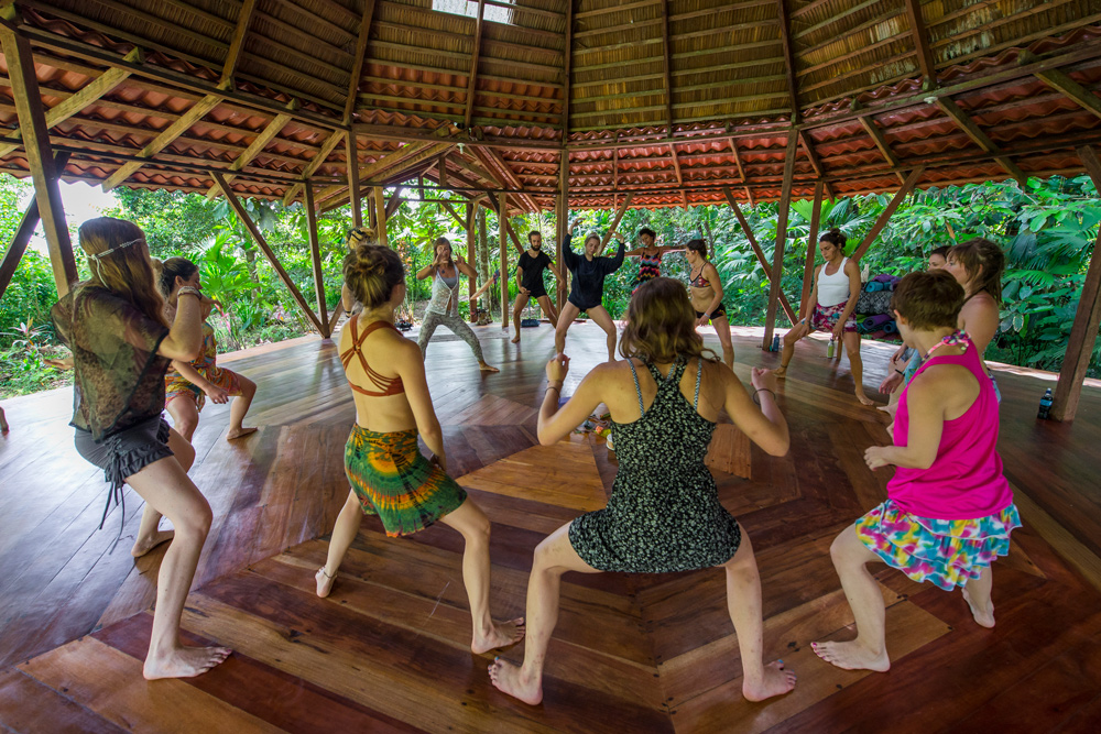 200 Hour Yoga Teacher Training In Costa Rica March 2020 Kula Collective