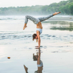 3. Flow & Let Go    A 90 minute yoga class playlist to stay in the moment and be aware of your body's sensations.