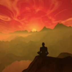 2. Breathe & Be    A Soul-nourishing playlist of Sound and Mantra to unwind in your favorite Restorative and Yin poses, or to relax and rejuvenate any day of the week!