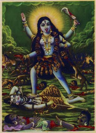 kali goddess blog post