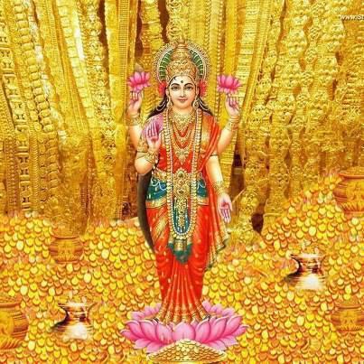 goddess series lakshmi blog post