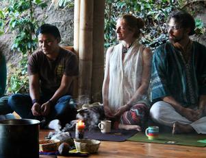 healing cacao ceremony