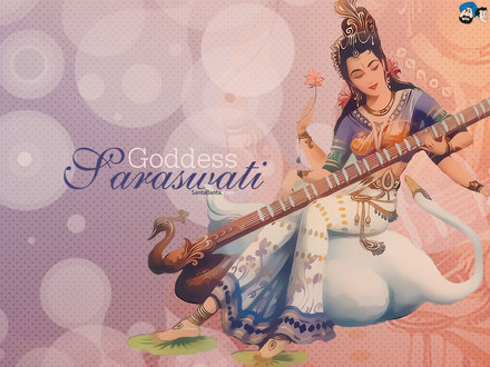 saraswati blog post