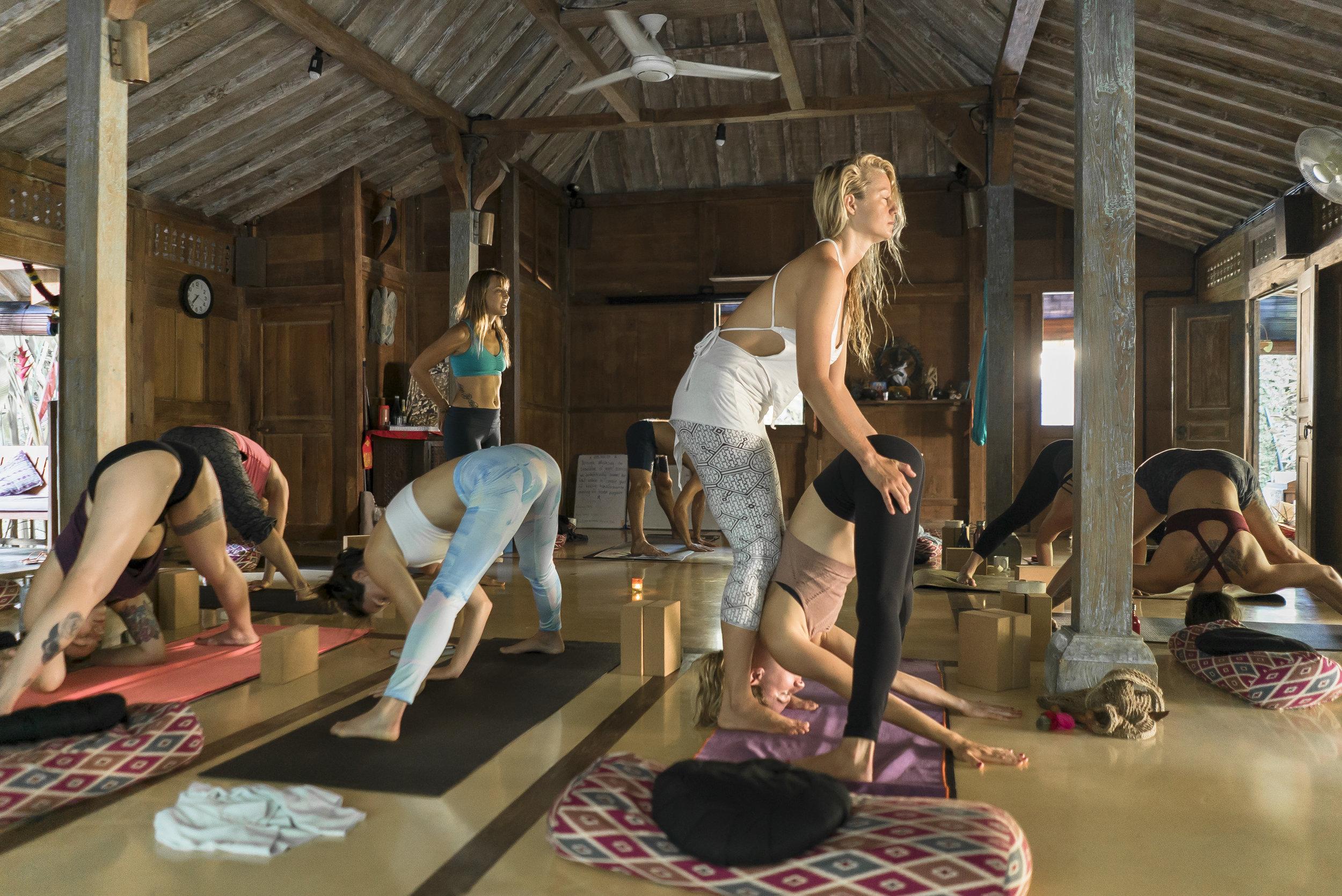 yoga as medicine guatemala