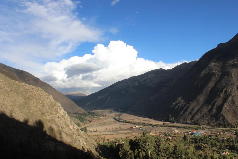 mountains blog post
