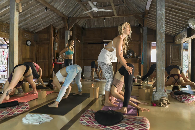yoga as medicine julia randall blog post