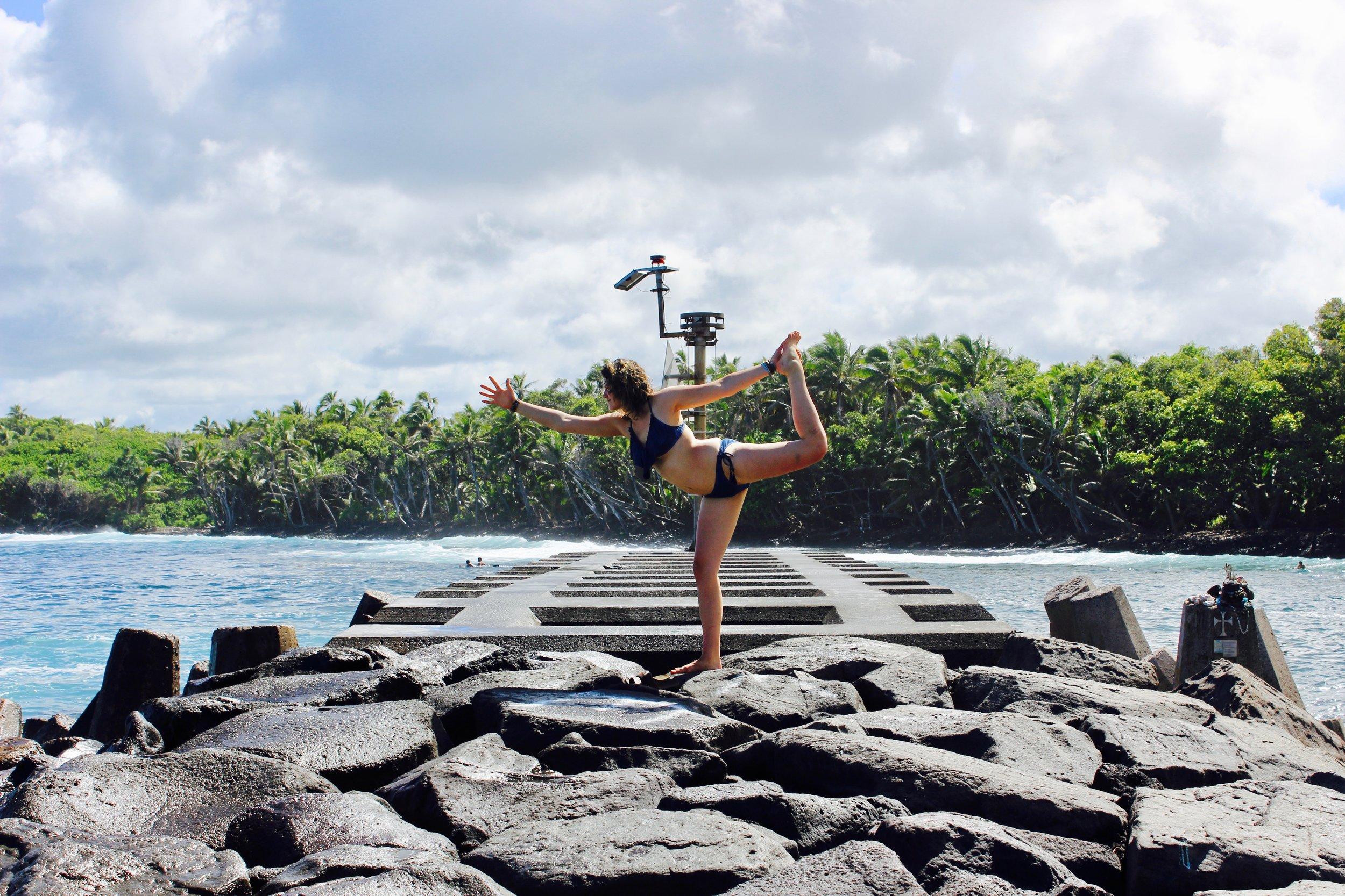 yoga jill lacasse blog post