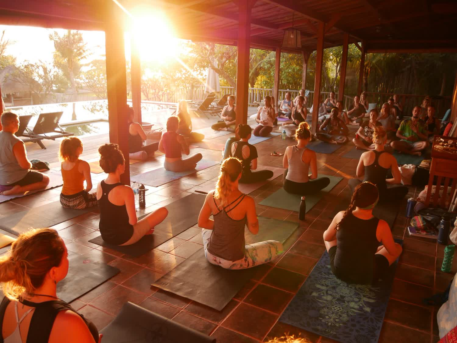 200 HR Yoga Teacher Training Sacred Waters - November 27 - December 21, 2019~ Immerse yourself in the freedom of yoga on the island of Bali ~